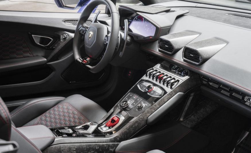 Lamborghini Huracan LP580-2 Spyder