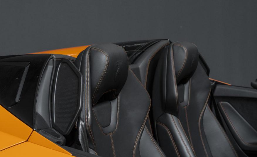 Lamborghini Huracan LP610-4 Spyder