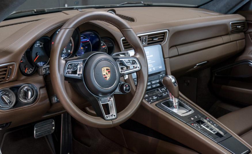 Porsche 911 991 Turbo S