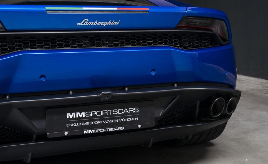 Lamborghini Huracan LP610-4 Coupe